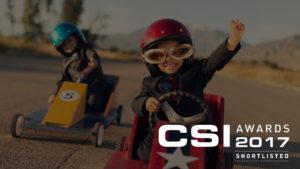 CSI awards finalist