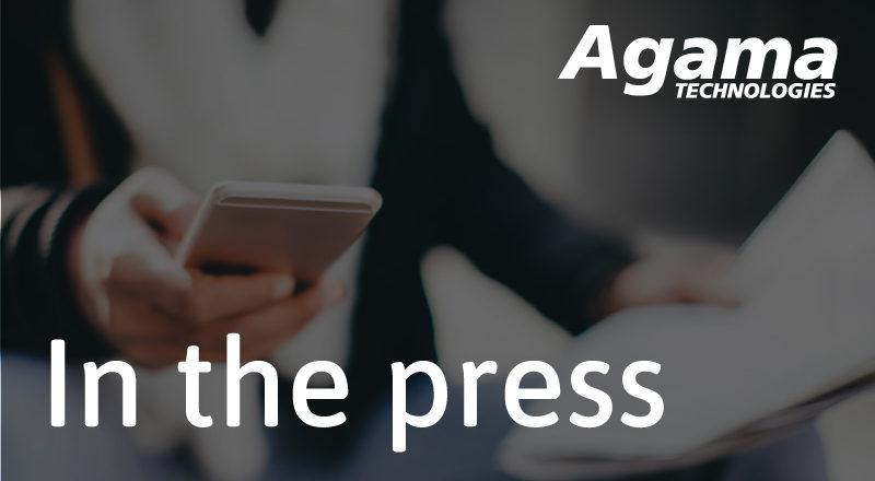 Agama in the press